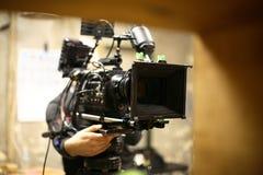 Digital-Kino-Kamera Lizenzfreie Stockbilder