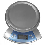 Digital kitchen scale Stock Photos