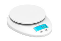 Digital Kitchen Scale Royalty Free Stock Image