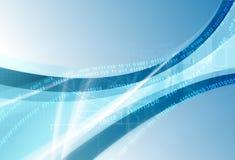 Digital-Kommunikation Lizenzfreie Stockfotos