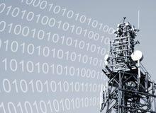 Digital-Kommunikationen lizenzfreie stockfotos