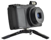 Digital kompakt kamera Royaltyfria Foton