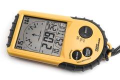 Digital-Kompass Lizenzfreies Stockbild