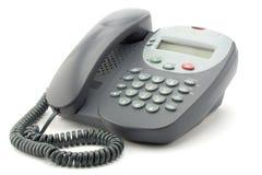 digital kontorstelefon Arkivfoto