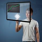 Digital-Konzept vektor abbildung