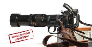Digital-Kugeln! Stockfoto