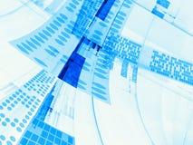 Digital-Landschaft Stockbilder