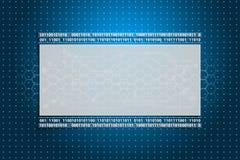 digital lcd-skärm royaltyfri foto