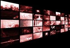 digital ålderaffär Arkivbild