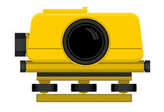 Digital level device Stock Images