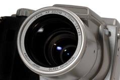 digital lins för kameracloseupdetalj Royaltyfria Foton