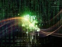 Digital Logic Stock Image
