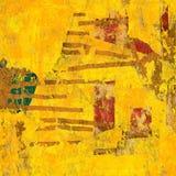 digital målning för abstrakt konst Arkivfoton