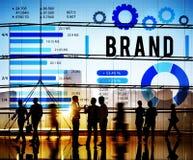 Digital Marketing Branding Strategy Online Media Concept.  royalty free stock photos