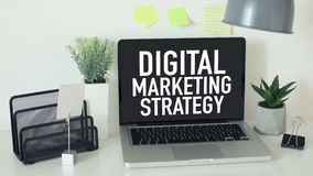 Digital Marketing stock photography