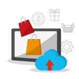 Digital-Marketing-Design Stockbilder