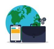 Digital marketing design Stock Photos