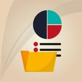 Digital marketing design. file icon. multimedia concept. Digital marketing  concept with icon design, vector illustration 10 eps graphic Stock Image