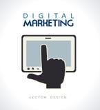 Digital marketing Royalty Free Stock Photos