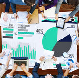 Digital Marketing Planning Strategy Growth Success Concept.  Stock Photo