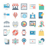 Digital Marketing Vector Icons 5. Update your business profile or create awesome marketing materials with this trendy Digital Marketing Vector Icons Pack Stock Photo