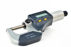 Digital micrometer Stock Photos