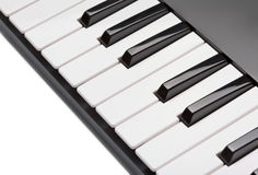 Digital Midi Keyboard Royalty Free Stock Images