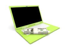 Digital Money Stock Images