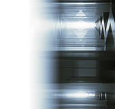 Digital motion blur background. In grey tones vector illustration