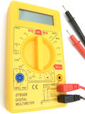 digital multimeter 03 Arkivfoto