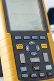 Digital multimeter. High technology in a digital multimeter Stock Photo