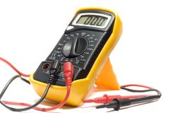Digital Multimeter Stock Photography