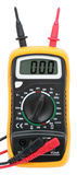 Digital multimeter. Stock Photography