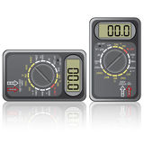 Digital multimeter. Stock Photos