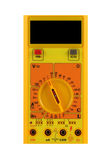 Digital Multimeter Stock Photo