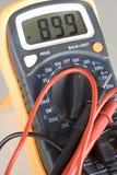 Digital multimeter. For measurements applications stock image