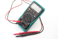 Electrical Multimeter Stock Images