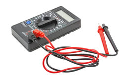 Digital  multimeters Royalty Free Stock Photo