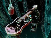 Digital Music Stock Images