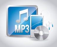 Digital music technology Royalty Free Stock Photography