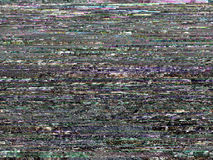 Digital Noise. Abstract pattern of digital noise from a display screen Stock Image