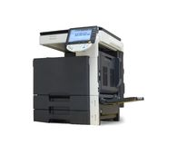 Digital office printer. Royalty Free Stock Images