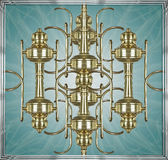 Digital Ornament Symbol Royalty Free Stock Photos