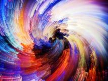 Digital Paint Texture Stock Photography