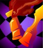 Digital painting vector illustration