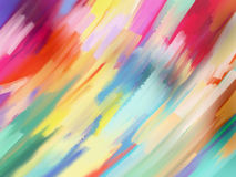 Digital painting abstract background Stock Photo