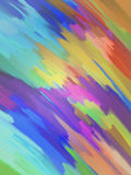 Digital painting abstract background Royalty Free Stock Photography
