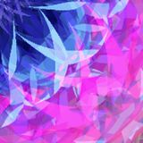 Digital Painting Abstract Colorful Background. Digital Painting Beautiful Abstract Colorful Background Royalty Free Stock Photos