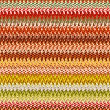 Digital Painting Beautiful Abstract Colorful Wavy Triangular Zigzag Texture Layer Pattern Background. Abstract Colorful Zigzag Texture Pattern in Multi-Colors Stock Photography