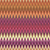 Digital Painting Beautiful Abstract Colorful Wavy Triangular Zigzag Texture Layer Pattern Background Royalty Free Stock Images